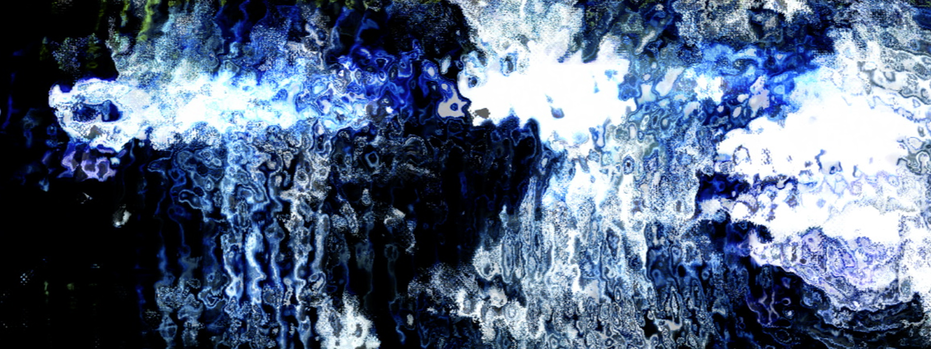 Abstract still from video